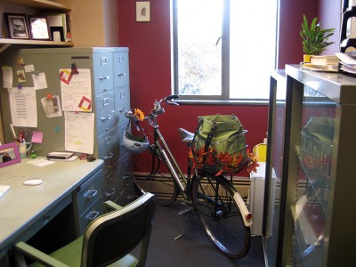 HOW TO: 5 Steps to a Bike-Friendly Business