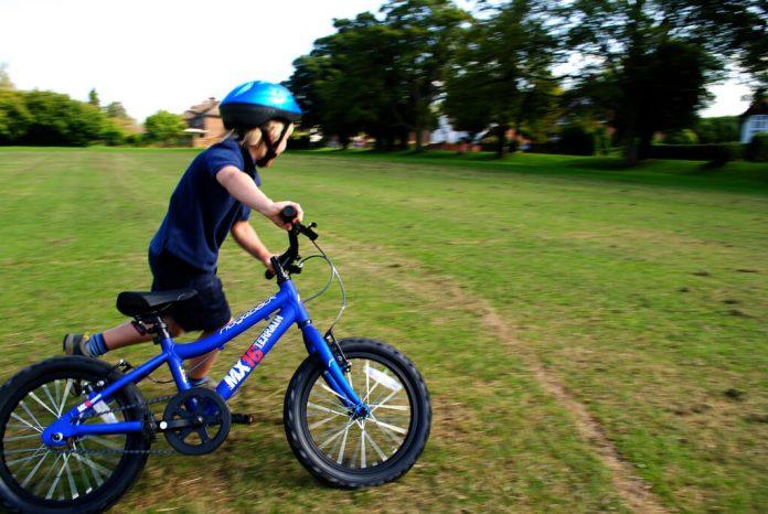 How to Teach Children Bike Safety