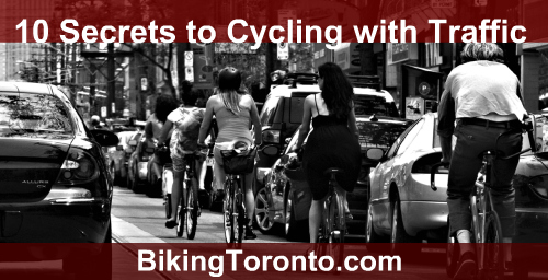 Secrets to Cycling with Traffic
