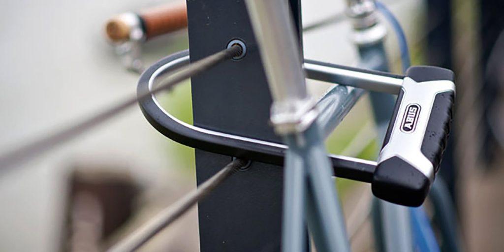 lock tp foil bike thief