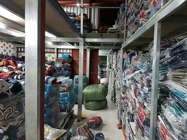 Xưởng quần áo trẻ em Salakids