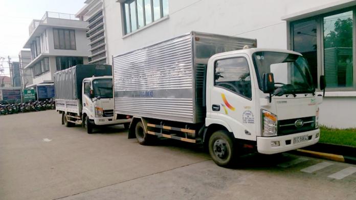 Cho thuê xe tải chuyển nhà tại Quận Phú Nhuận