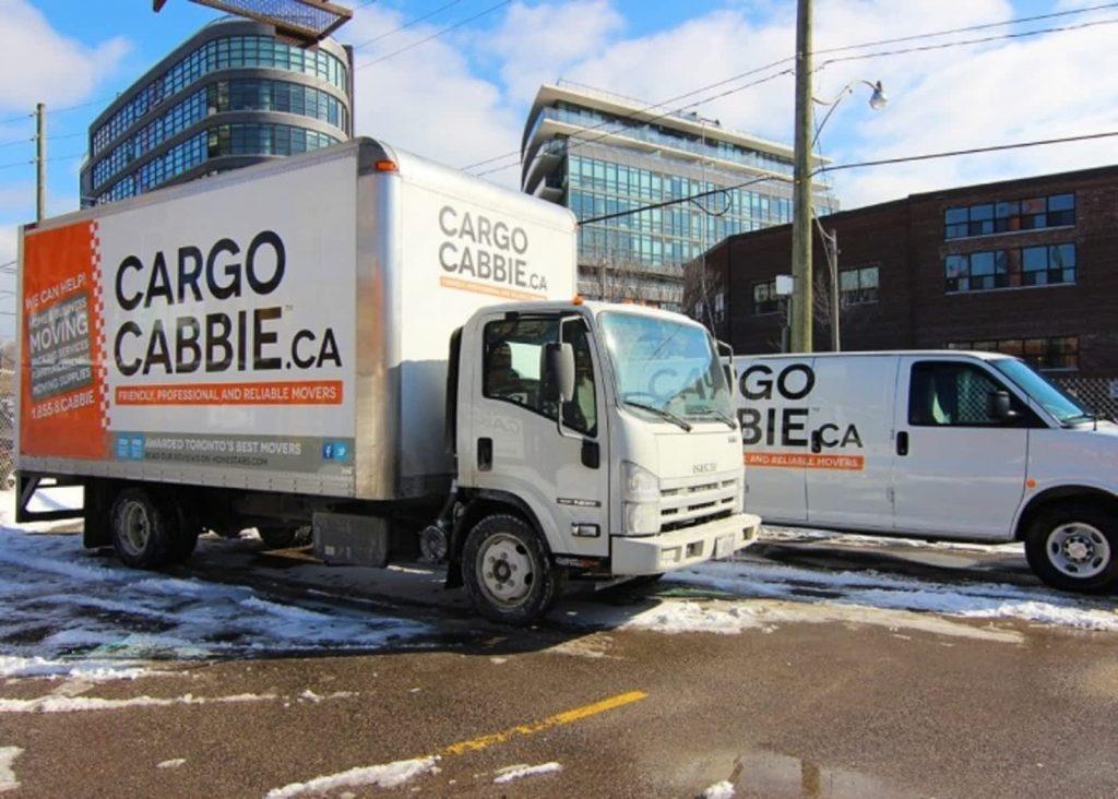 cargo-cabbie