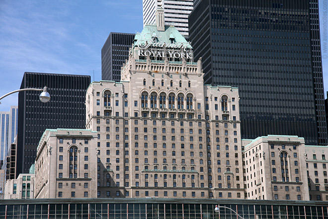 The-Fairmont-Royal-York-Hotel