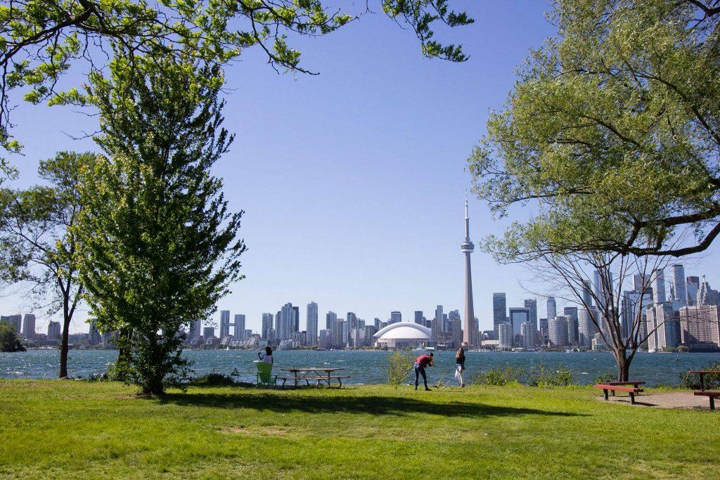 The-Toronto-Islands