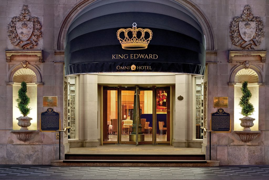 omni-king-edward-hotels